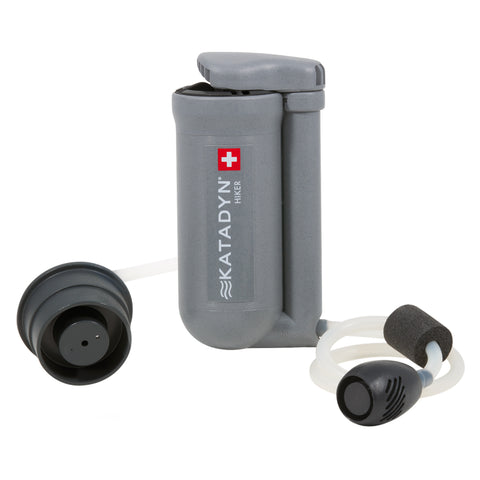 Katadyn Hiker Microfilter Water Filter by Katadyn | Camping - goHUNT Shop