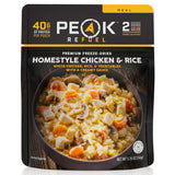 Peak Refuel Homestyle Chicken & Rice by Peak Refuel | Camping - goHUNT Shop