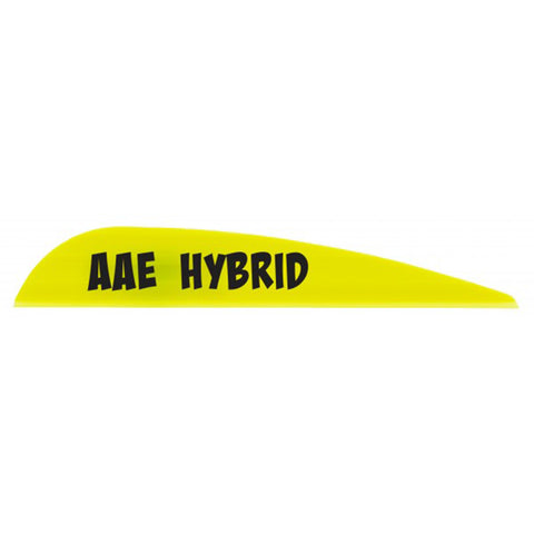 AAE Hybrid 23 Arrow Vanes- 100 Pack by AAE | Archery - goHUNT Shop