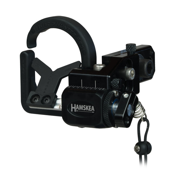 Hamskea Hybrid Hunter Pro Microtune Arrow Rest by Hamskea | Archery - goHUNT Shop