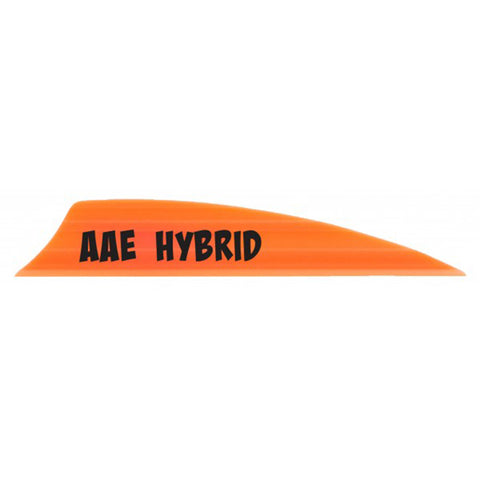 AAE Hybrid 2.0 Shield Cut Arrow Vanes - 100 pack by AAE | Archery - goHUNT Shop