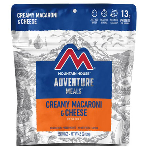 Mountain House Creamy Macaroni & Cheese by Mountain House | Camping - goHUNT Shop