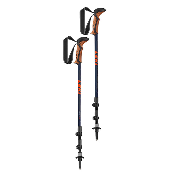 Leki Makalu Lite COR-TEC AS Trekking Poles by Leki | Gear - goHUNT Shop