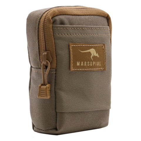 Marsupial Gear Small Zippered Pouch by Marsupial Gear | Optics - goHUNT Shop