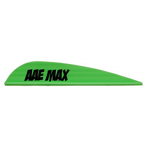 AAE Max Stealth Arrow Vanes - 40 pack by AAE | Archery - goHUNT Shop
