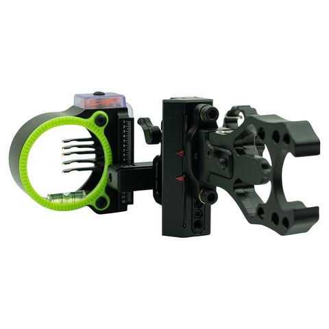 Black Gold Ascent Mountain Lite 5 Pin Bow Sight by Black Gold | Archery - goHUNT Shop