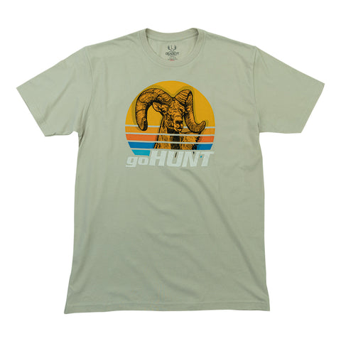 goHUNT Nostalgia Ram T-Shirt by goHUNT | Apparel - goHUNT Shop