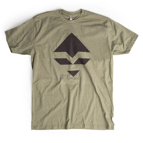 goHUNT Olive & Black T-Shirt by goHUNT | Apparel - goHUNT Shop