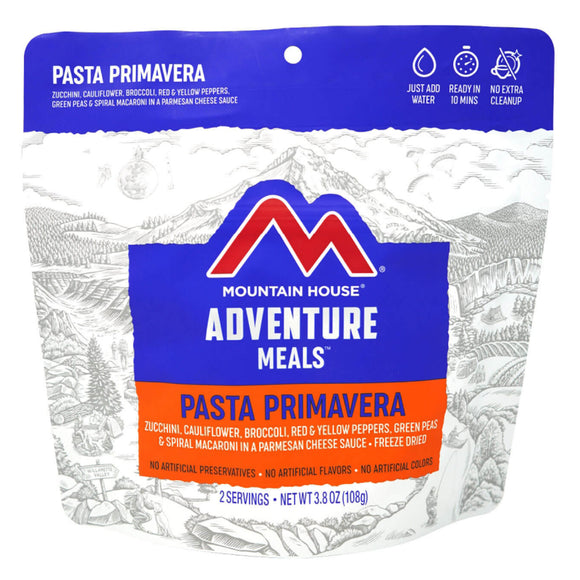 Mountain House Pasta Primavera by Mountain House | Camping - goHUNT Shop
