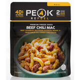 Peak Refuel Beef Chili Mac by Peak Refuel | Camping - goHUNT Shop