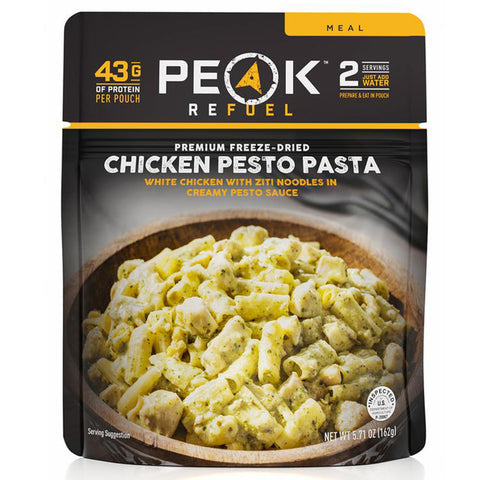 Peak Refuel Chicken Pesto Pasta by Peak Refuel | Camping - goHUNT Shop