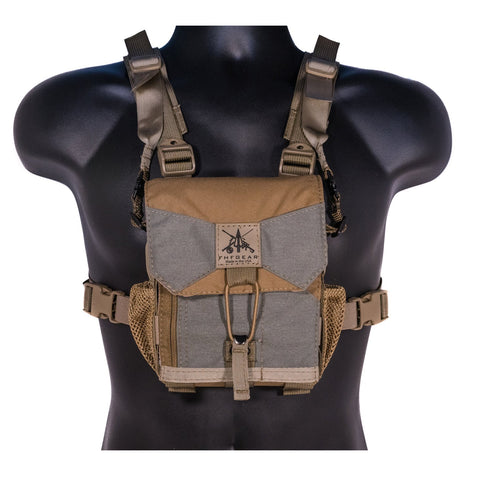 FHF Gear Bino Harness Pro-M by FHF Gear | Gear - goHUNT Shop