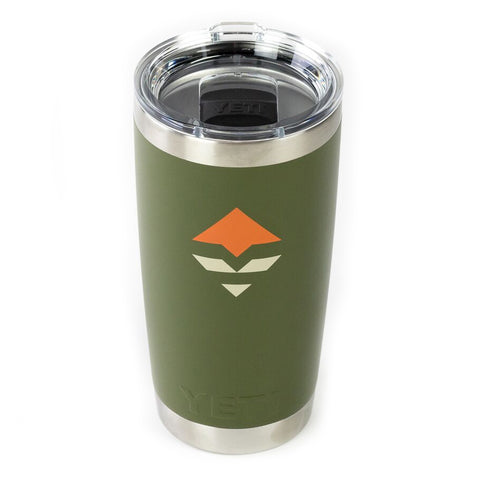 YETI Rambler Tumbler with Lid - 20 oz. by YETI | Camping - goHUNT Shop