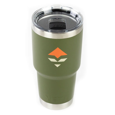 YETI Rambler Tumbler with Lid - 30 oz. by YETI | Camping - goHUNT Shop