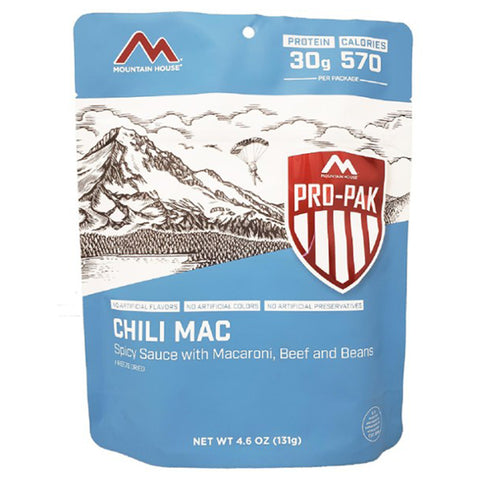 Mountain House Chili Mac with Beef Pro-Pak by Mountain House | Camping - goHUNT Shop