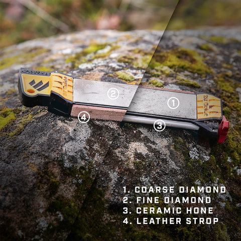 Work Sharp Guided Field Sharpener by Work Sharp | Gear - goHUNT Shop