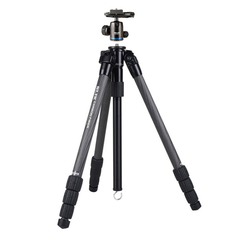 Slik Carbon Fiber Tripod w/Free Ball Head