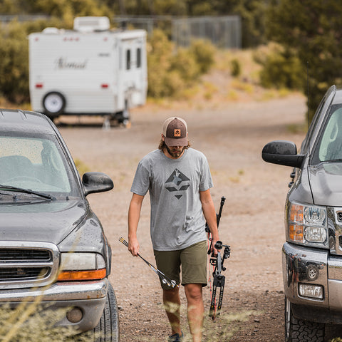 goHUNT Speed Goat T-Shirt by goHUNT | Apparel - goHUNT Shop