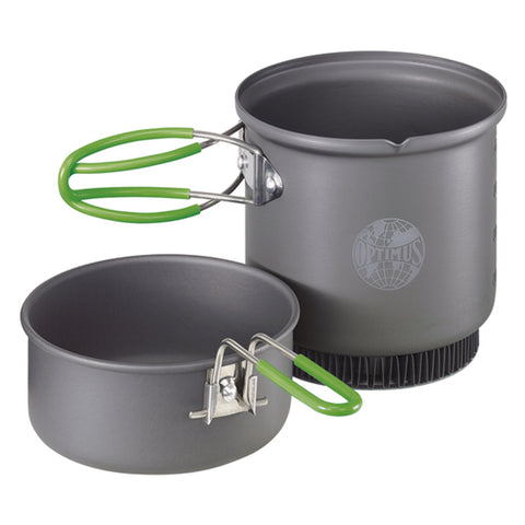 Optimus Terra Weekend HE Cook Set by Optimus | Camping - goHUNT Shop