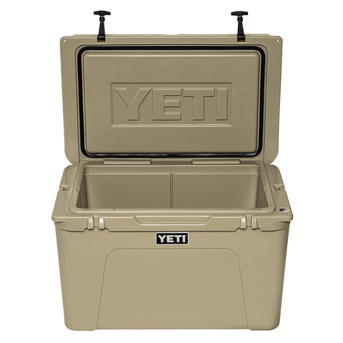YETI Tundra 105 Cooler - Tan