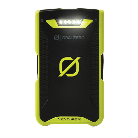 Goal Zero Venture 70 Recharger Power Bank (Micro/Lightning) by Goal Zero | Gear - goHUNT Shop