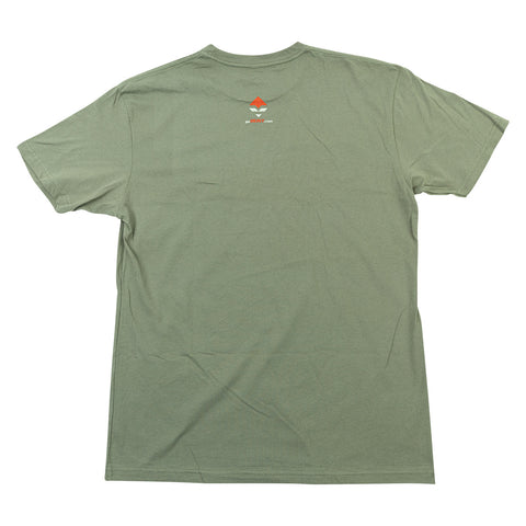 goHUNT Buck Antler T-Shirt by goHUNT | Apparel - goHUNT Shop