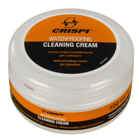 Crispi Waterproofing Cleaning Cream by Crispi | Footwear - goHUNT Shop