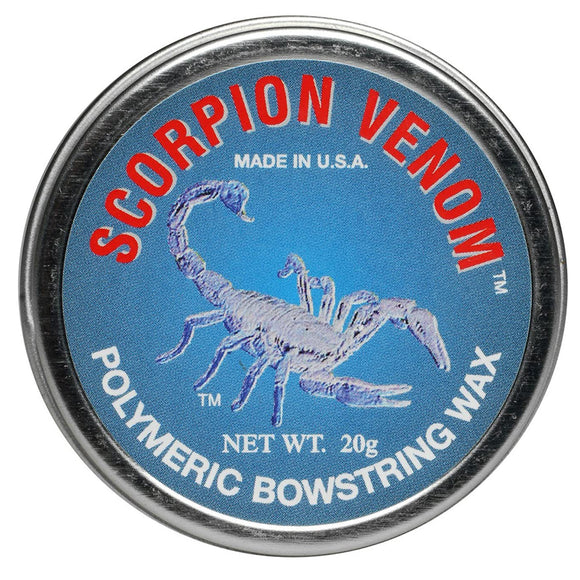Scorpion Venom Polymeric Bowstring Wax by Scorpion Venom Archery | Archery - goHUNT Shop