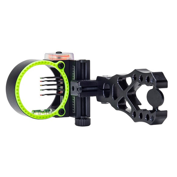 Black Gold Widow Maker 5 Pin Bow Sight by Black Gold | Archery - goHUNT Shop
