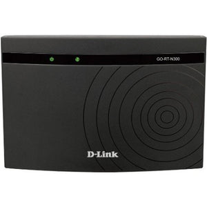 D-Link GO-RT-N300/E router