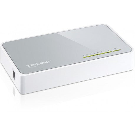 Tp-Link TL-SF1008D 8-Port 10/100M Mini Desktop Switch