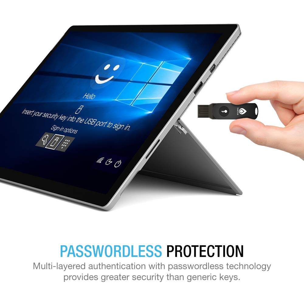 Thetis FIDO2 Security Key