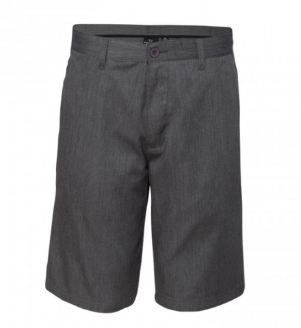 Gray Chino Shorts