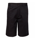 Black Chino Shorts