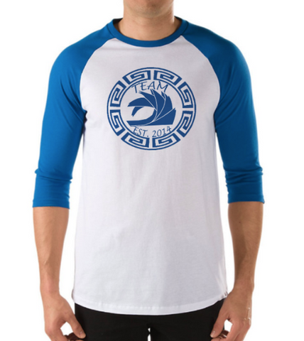 Add Blue/White Team Shirt