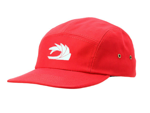 Red 5-Panel