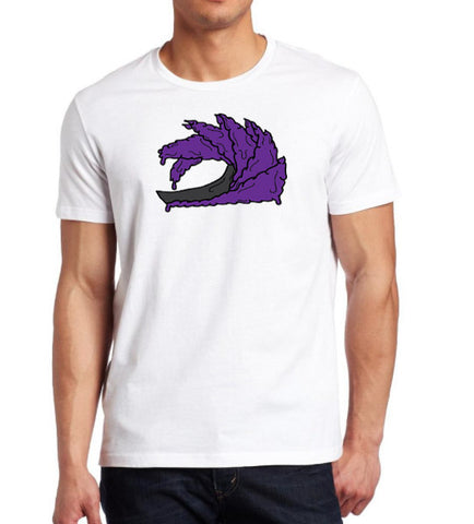 Purple Melting Tee