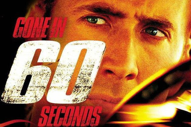 Gone In 60 Seconds - 15 Facts you don't know