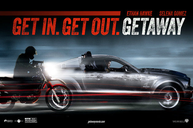 If you like Gone In Sixty Seconds then you will love Getaway