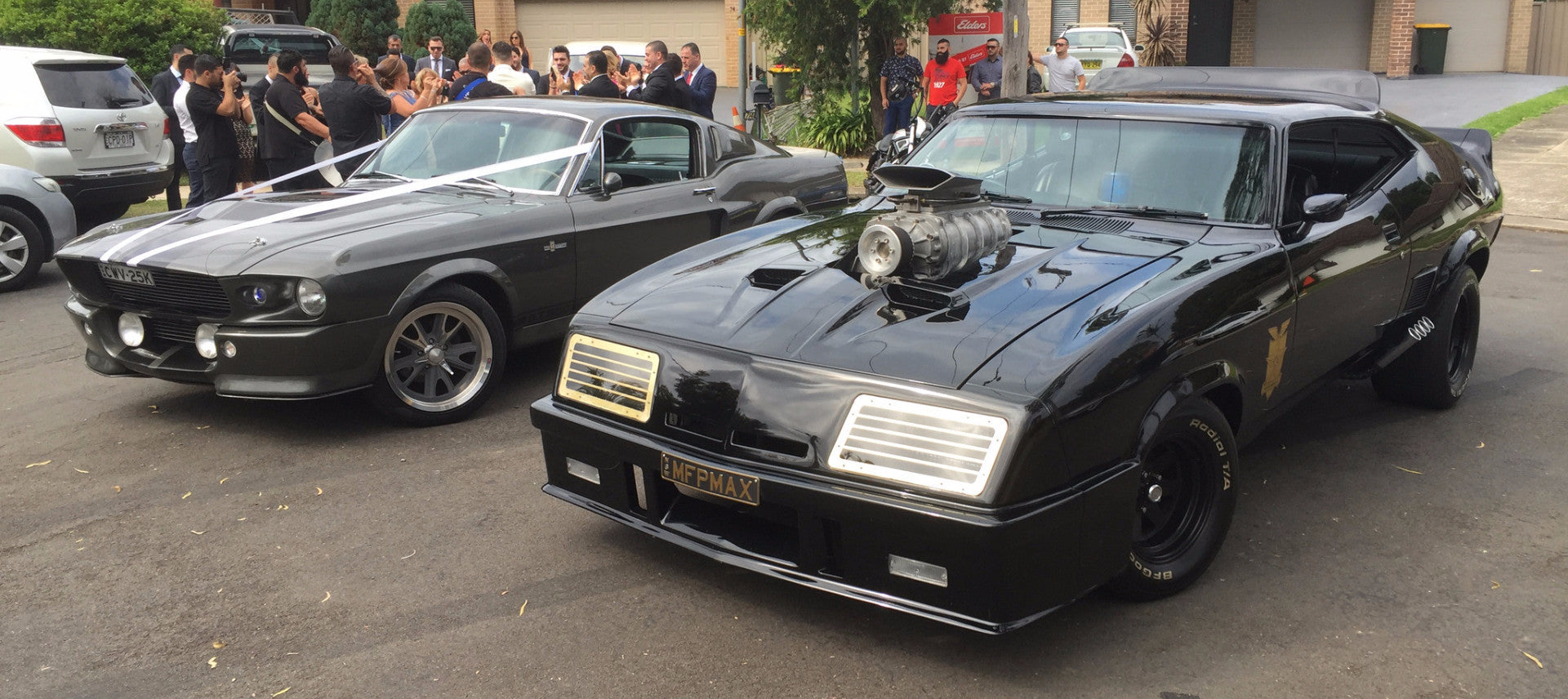 Ford Xb Gt Falcon Coupe Mad Max Interceptor For Hire Sydney Eleanor Hire