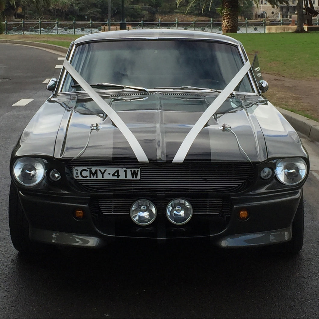 Shelby GT500 Eleanor For Hire