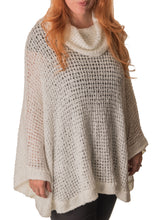 Soft Net Cape Poncho