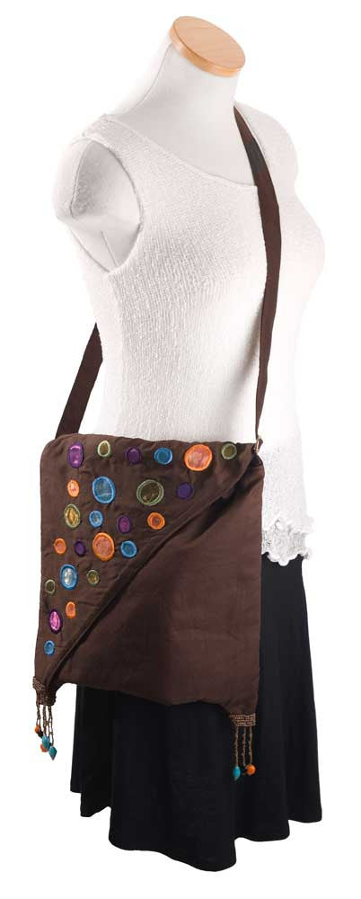 Dots and Beads Purse