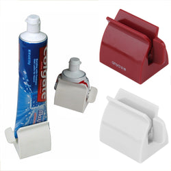 Bathroom Set Accessories Rolling Tube Tooth Paste Squeezer Toothpaste Dispenser Tooth Brush Toothbrush Holder Bath