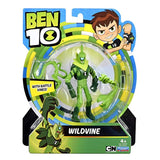 Ben 10 Wildvine Basic Figure Action Figure