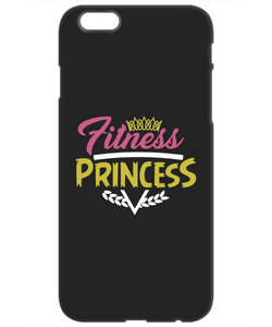 Fitness Princess Phone Case