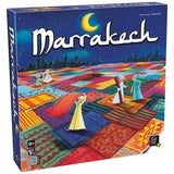 Gigamic Marrakech GCMA Board Game