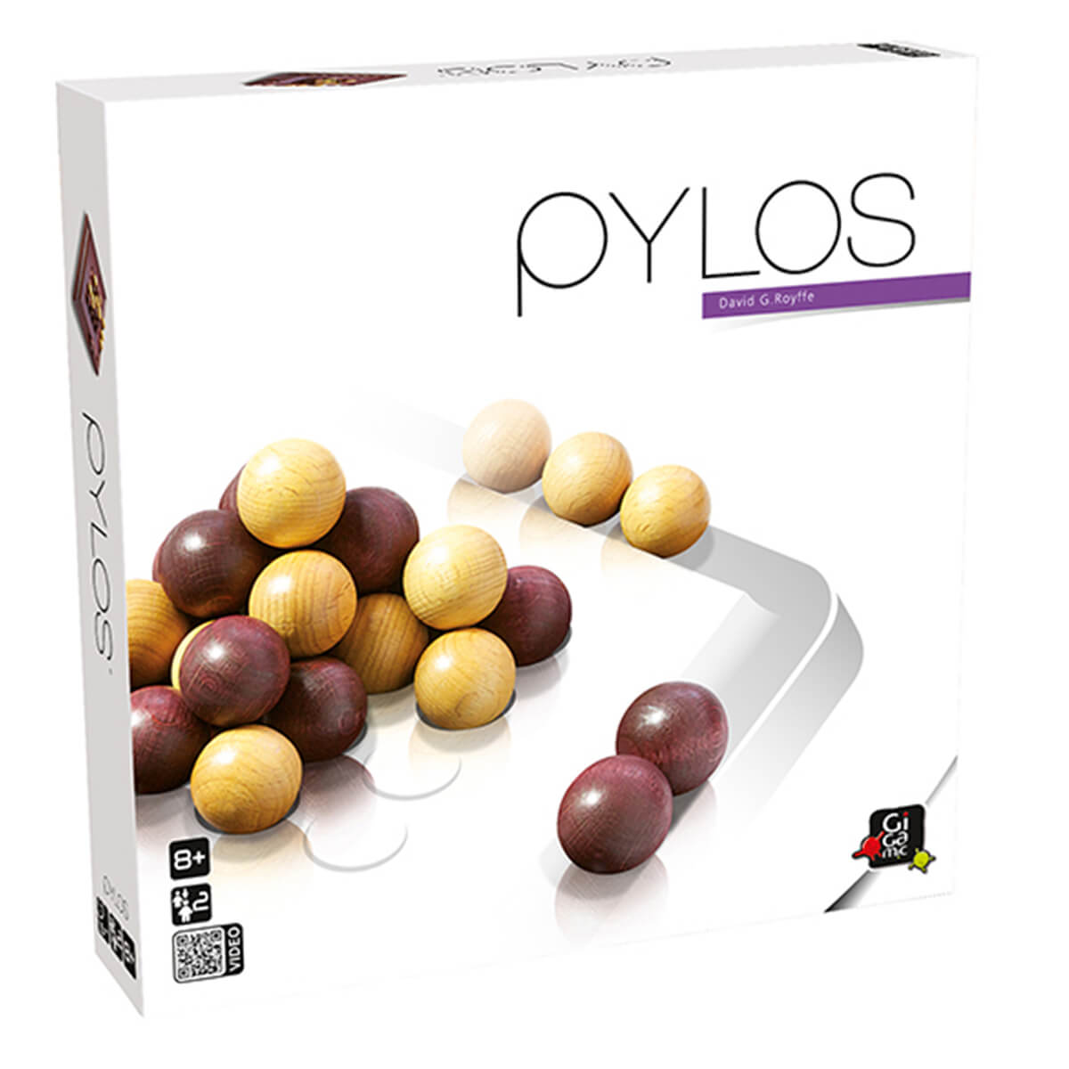 Gigamic Pylos GCPY Board Game