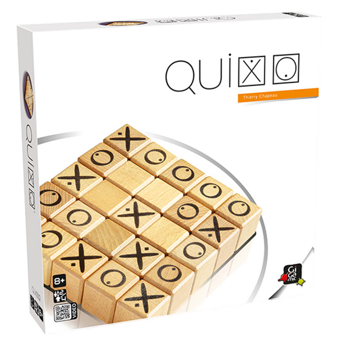 Gigamic QUIXO  GCQI Board Game