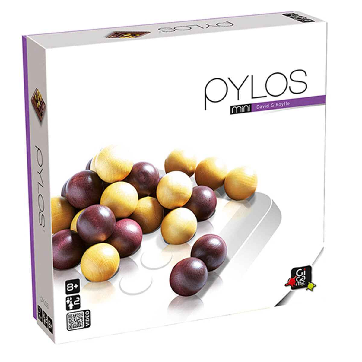 Gigamic Pylos mini GDPY Board Game
